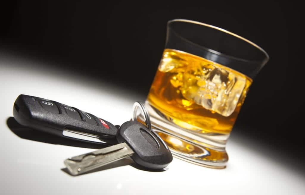 DUI in NC